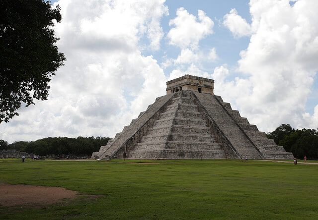 Chichen Itza vacation to Mexico