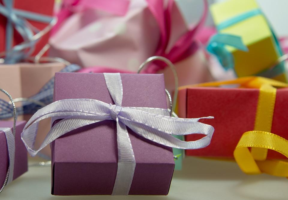 timeshare presentation gifts