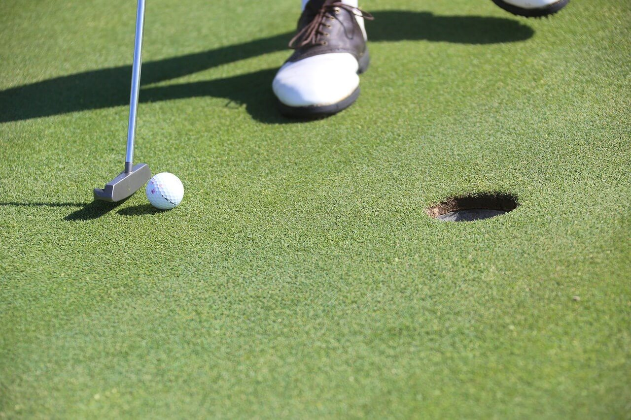 Golf Course in Cabo San Lucas