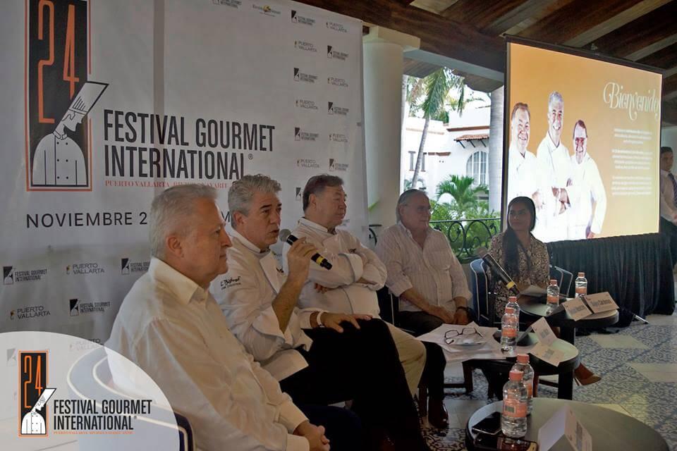 Festival Gourmet International Puerto Vallarta